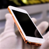 iPhone 5 Golden Armor Gold 24k White