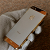 iPhone 5 Golden Armor Liberty Gold Diamond
