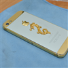 iPhone 5 Golden Armor Dragon Gold 24K White