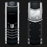 Vertu Signature S White Gold Mới Full Box