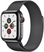 Apple Watch 40mm Series 5 Space Black Milanese